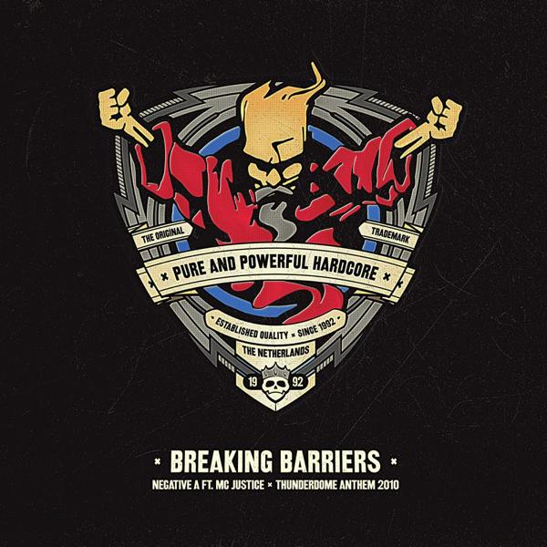 Thunderdome = Breaking Barriers Жанр: Hardcore, Drum & Bass Год издания
